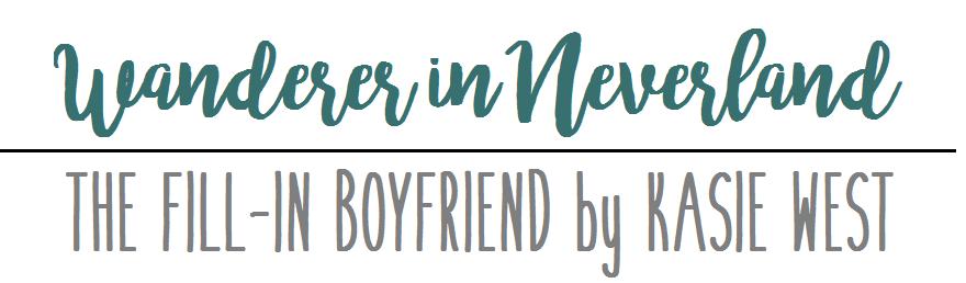 The Fill In Boyfriend Review Wanderer In Neverland