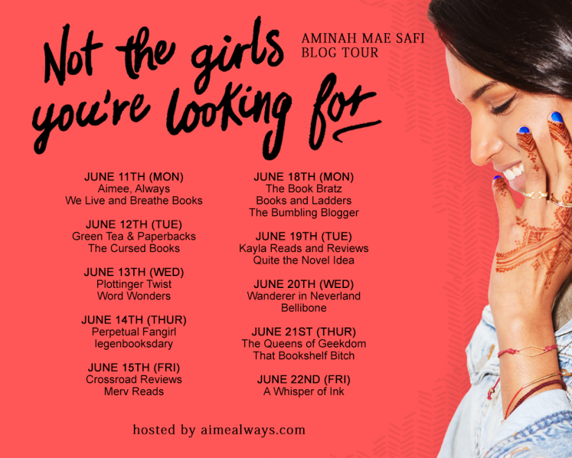 Not the Girls You're Looking For Blog Tour Schedule.png