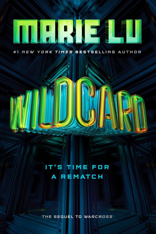 wildcard-by-marie-lu